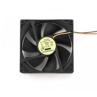 Вентилятор для корпуса Gembird 92х92х25мм 3pin (FANCASE2/BALL)