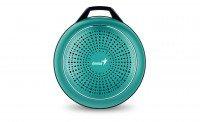 Портативная акустика Genius SP-906BT PLUS R2 Green