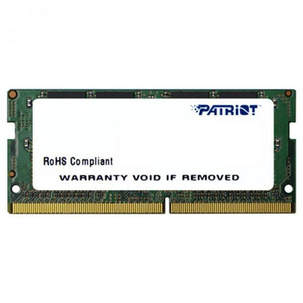 Пам'ять для ноутбука PATRIOT DDR4 2400 4GB (PSD44G240081S) фото1