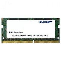 Память для ноутбука PATRIOT DDR4 2400 4GB (PSD44G240081S)