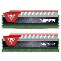 Пам'ять для ПК PATRIOT DDR4 2800 8GB (2x4GB) Viper Elite (PVE48G280C6KRD)