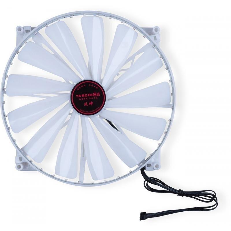 Кулер для корпуса Vinga 20020-RGB фото