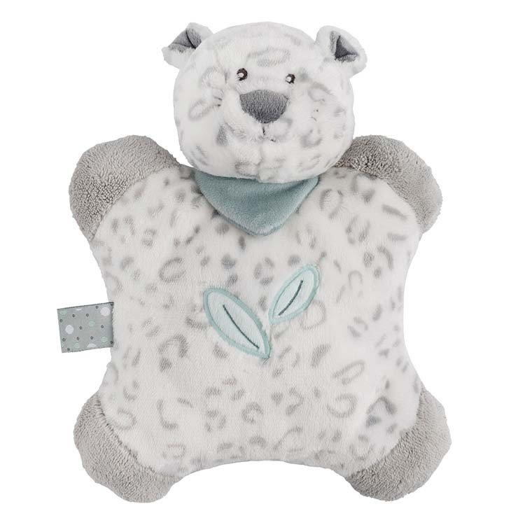 Мягкая игрушка-подушка Nattou Леопард Лея (963114) фото 1