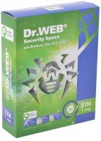 Антивирус Dr.Web Security Space 11 3 ПК 12 мес (BHW-B-12M-3-A3)
