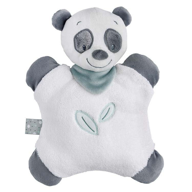 Мягкая игрушка-подушка Nattou Пандочка Лулу (963121) фото