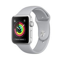 Смарт-часы Apple Watch Series 3 GPS 42mm Silver Aluminium Case with Fog Sport Band (MQL02GK/A)
