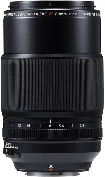 Купить Объективы, Объектив Fujifilm XF 80mm f/2.8 Macro R LM OIS WR (16559168)