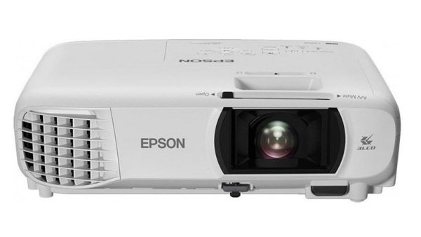 Купить Проектор для домашнего кинотеатра Epson EH-TW610 (3LCD, Full HD, 3100 ANSI Lm) (V11H849140)