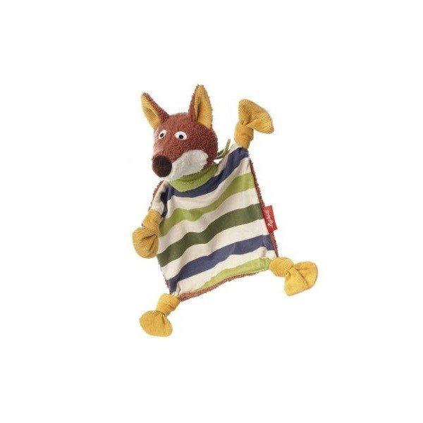 Мягкая игрушка-кукла sigikid Лис (41340SK)