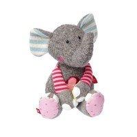 М'яка іграшка sigikid Слоник дівчинка 31 см (38709SK)