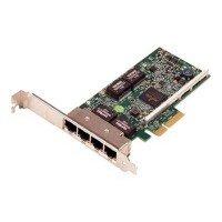 Сетевая карта DELL Broadcom 5719 QP 1Gb Network Interface Card - Kit (540-BBGX)