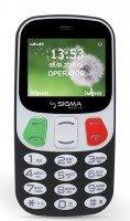 Мобильный телефон Sigma Comfort 50 Retro Black