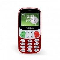 Мобильный телефон Sigma Comfort 50 Retro Red