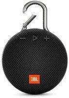 Портативная акустика JBL Clip 3 Black
