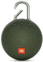 Портативная акустика JBL Clip 3 Green