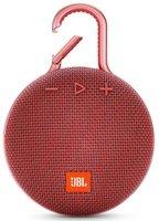 Портативна акустика JBL Clip 3 Red (JBLCLIP3RED)