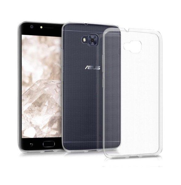≡ <b>Чехол Asus для ZenFone</b> Live (ZB553KL) Clear Soft Bumper ...