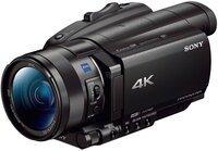 Видеокамера SONY FDR-AX700 Black (FDRAX700B.CEE)