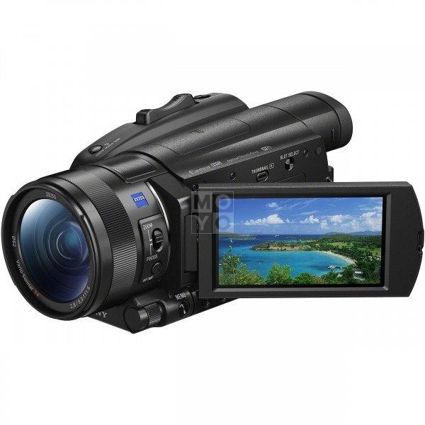 Купить Видеокамера SONY FDR-AX700 Black (FDRAX700B.CEE)