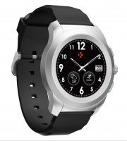 Смарт-часы MyKronoz ZeTime Original Regular silver/black