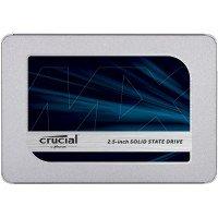 """SSD накопитель CRUCIAL MX500 500GB 2.5"""" SATA (CT500MX500SSD1)"""