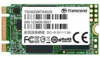 SSD накопитель TRANSCEND MTS420 240GB M.2 SATAIII (TS240GMTS420S)