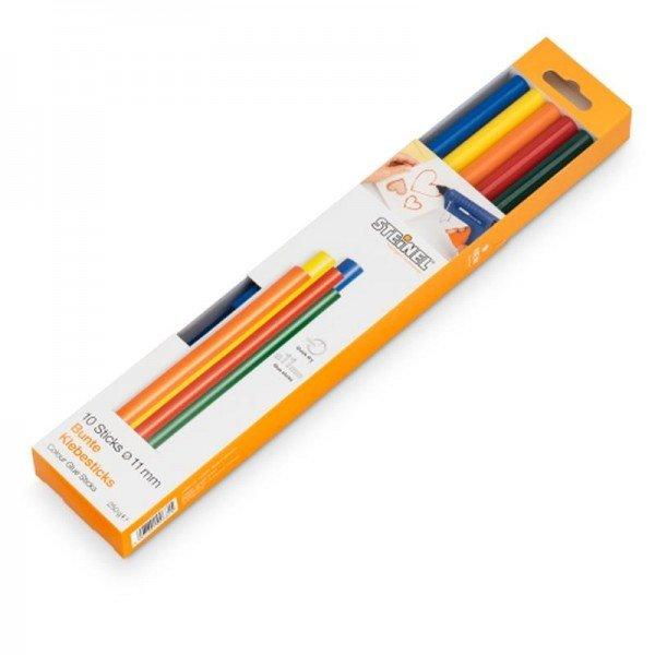 Купить Клеевые стержни Steinel цветные 11мм (006815)