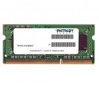 Пам'ять для ПК PATRIOT DDR3 1600 2GB (PSD32G1600L2S)