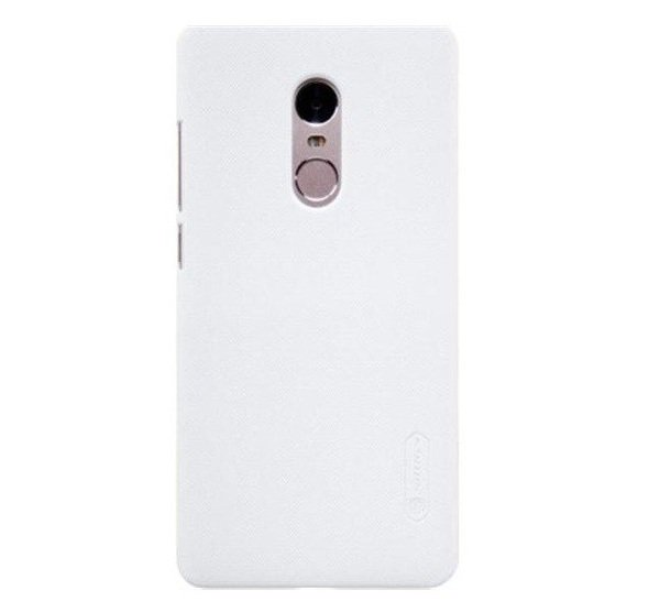Чехол NILLKIN для Xiaomi Note 4 (C6) Frosted Shield PC White