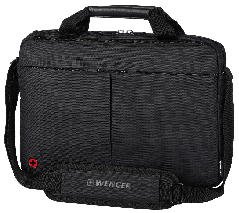 "<p>Сумка для ноутбука Wenger Format 14"" Laptop Slimcase Black</p>фото1"