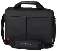 "Сумка для ноутбука Wenger Format 14"" Laptop Slimcase Black"