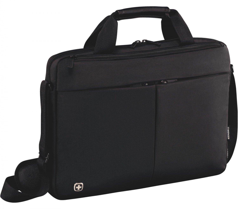 "<p>Сумка для ноутбука Wenger Format 16"" Laptop Slimcase Black</p>фото1"