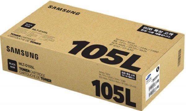 Купить Картридж лазерный Samsung ML-1910/1915/2525, SCX-4600/4623, SF-650, 2 500стр, MLT-D105L/SEE (SU768A)