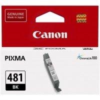 Картридж струйный CANON CLI-481B Black (2101C001)