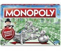 Настольная игра HASBRO MONOPOLY Классическая Монополия русская версия (C1009_121)