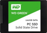 "SSD накопичувач WD Green 120GB 2.5"" SATAIII (WDS120G2G0A)"