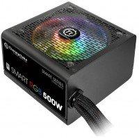 Блок питания Thermaltake Smart RGB 500W (PS-SPR-0500NHSAWE-1)
