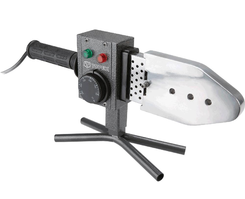 Паяльник для пластиковых труб TOPEX 44E160 фото