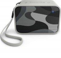 Портативная акустика Philips BT110 Gray (BT110C/00)
