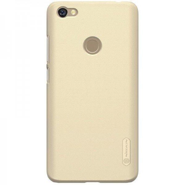 Чехол Nillkin для Xiaomi Redmi Note 5A Prime Frosted Shield Gold