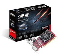 Відеокарта ASUS Radeon R7 240 2GB DDR5 low profile (R7240-2GD5-L)