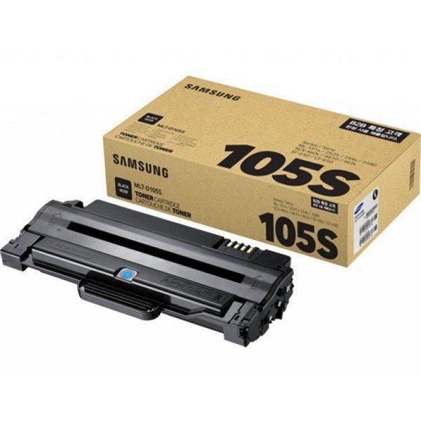 Картриджи к лазерной технике, Картридж лазерный Samsung ML-1910/1915/2525, SCX-4600/4623, SF-650, 1500стр, MLT-D105S/SEE (SU776A)  - купить со скидкой