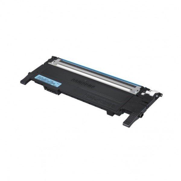 Картриджи к лазерной технике, Картридж лазерный Samsung CLP-320/320N/325, CLX-3185/3185N/ 3185FN cyan, 1 000стр, CLT-C407S/SEE (ST998A)  - купить со скидкой