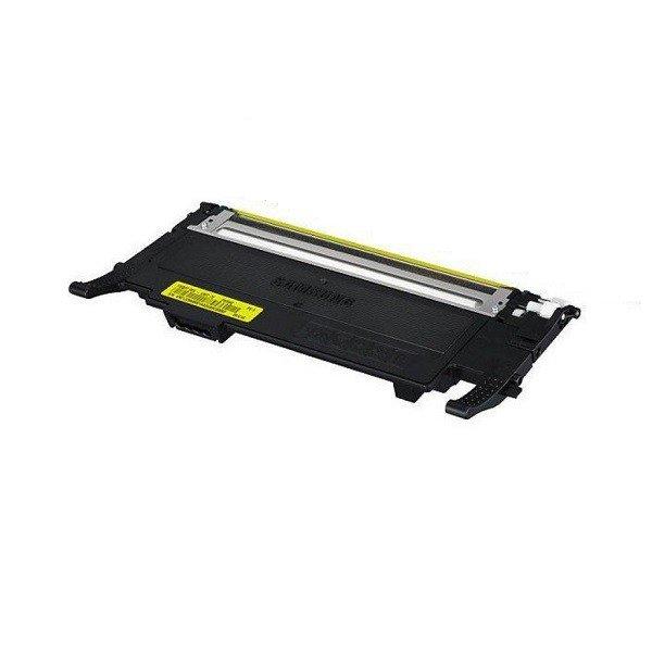 Купить Картриджи к лазерной технике, Картридж лазерный Samsung CLP-320/320N/325, CLX-3185/3185N/ 3185FN yellow, 1 000стр, CLT-Y407S/SEE (SU476A)