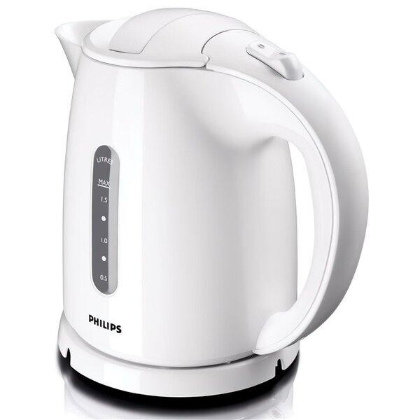 Чайник 1.5 л Philips HD4646/00 (белый)