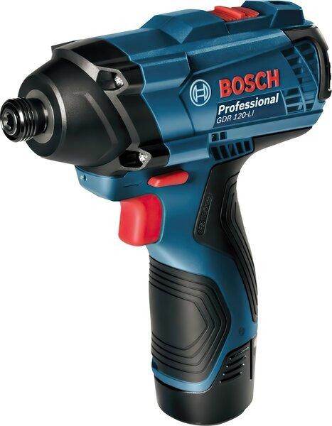 Купить Гайковерты, Аккумуляторный ударный гайковерт Bosch GDR 120-LI (06019F0000) (без аккумулятора и зарядного устройства)