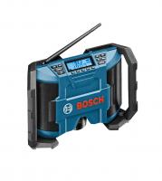 Аккумуляторный радиоприемник Bosch GPB 12V-10 (0601429200) (без аккумулятора)