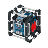 Аккумуляторный радиоприемник Bosch GML 50 (0601429600) (без аккумулятора)