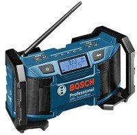 Аккумуляторный радиоприемник Bosch GML SoundBoxx (0601429900) (без аккумулятора)
