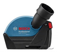 Кожух для УШМ защитный с пылеотводом Bosch GDE 125 EA-T, 125мм